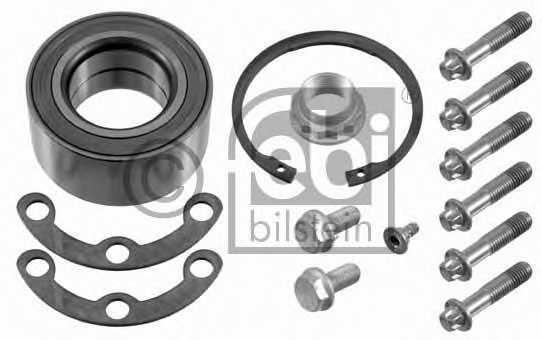 Комплект подшипника ступицы колеса FEBI BILSTEIN 08881 - изображение