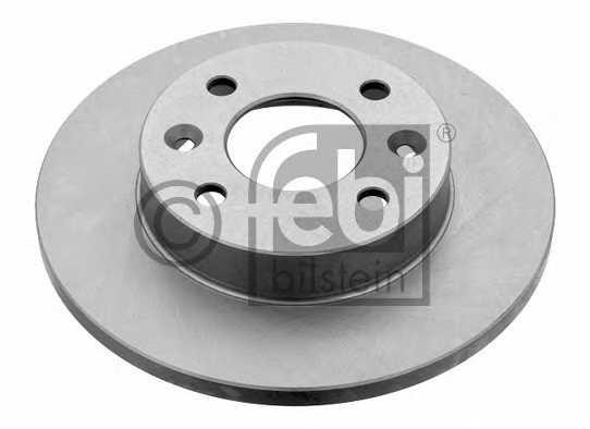 Тормозной диск FEBI BILSTEIN 09071 - изображение