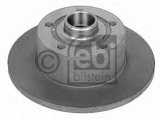Тормозной диск FEBI BILSTEIN 09079 - изображение