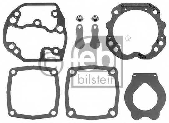 Комплект прокладок, вентиль ламелей FEBI BILSTEIN 09129 - изображение