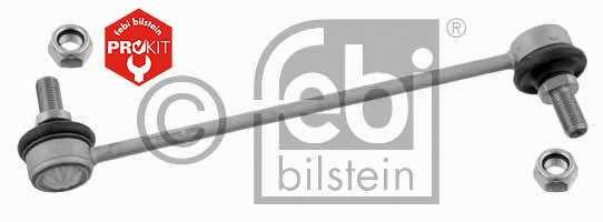 Тяга / стойка стабилизатора FEBI BILSTEIN 09206 - изображение
