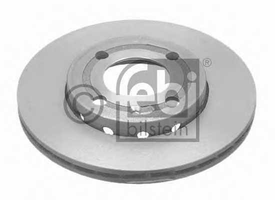 Тормозной диск FEBI BILSTEIN 09462 - изображение