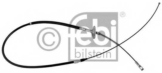 Трос стояночной тормозной системы FEBI BILSTEIN 09499 - изображение