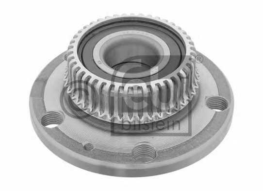 Комплект подшипника ступицы колеса FEBI BILSTEIN 09521 - изображение