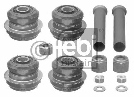 Монтажный комплект рычага независимой подвески колеса FEBI BILSTEIN 09674 - изображение