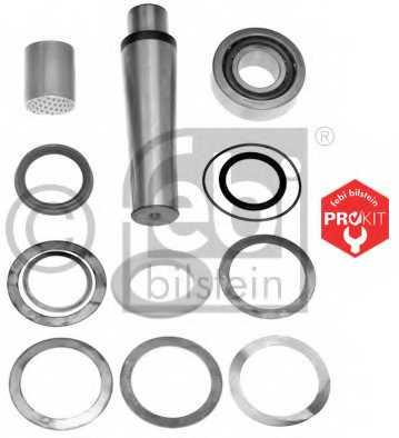 Ремкомплект шкворня поворотного кулака FEBI BILSTEIN 10049 - изображение