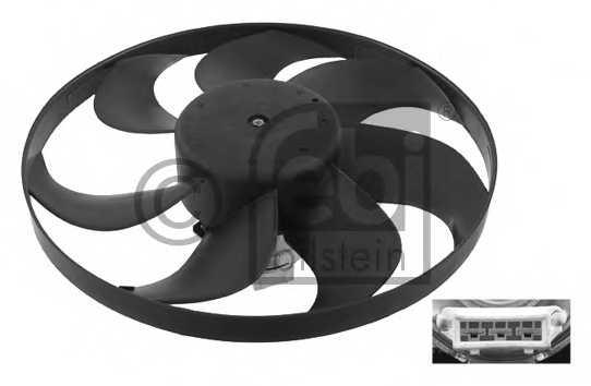Вентилятор охлаждения двигателя FEBI BILSTEIN 10279 - изображение