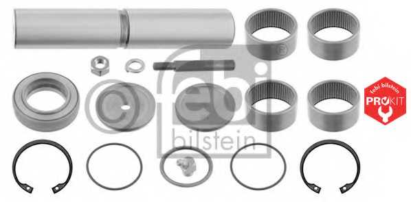 Ремкомплект шкворня поворотного кулака FEBI BILSTEIN 10309 - изображение
