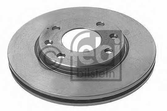 Тормозной диск FEBI BILSTEIN 10316 - изображение