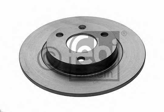 Тормозной диск FEBI BILSTEIN 10318 - изображение