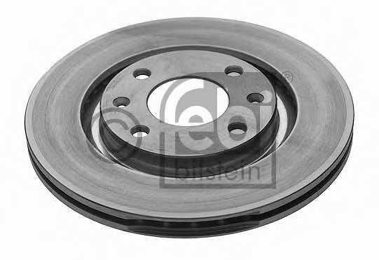 Тормозной диск FEBI BILSTEIN 10321 - изображение