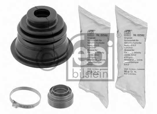 Комплект пылника приводного вала FEBI BILSTEIN 10350 - изображение