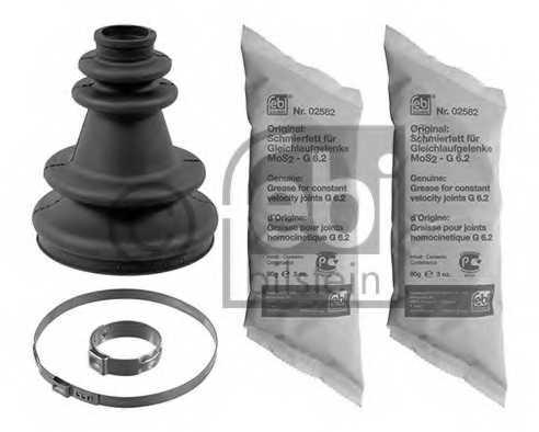 Комплект пылника приводного вала FEBI BILSTEIN 10387 - изображение