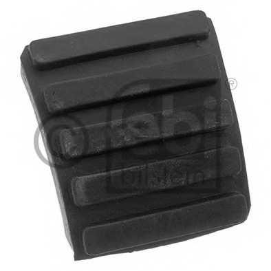 Педальные накладка, педаль тормоз FEBI BILSTEIN 10389 - изображение