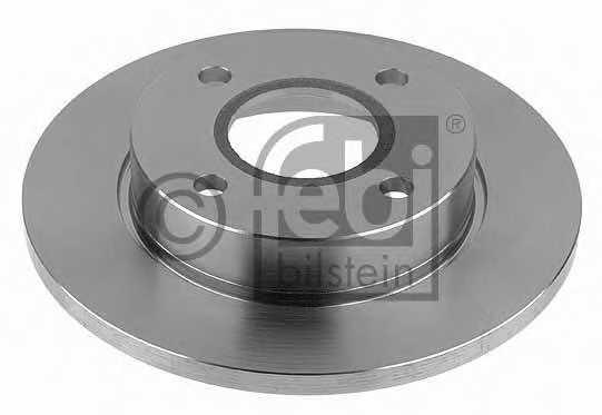 Тормозной диск FEBI BILSTEIN 10518 - изображение