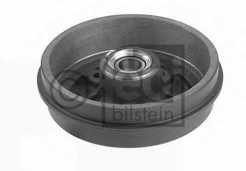 Тормозной барабан FEBI BILSTEIN 10537 - изображение