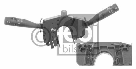 Выключатель головного света FEBI BILSTEIN 10551 - изображение