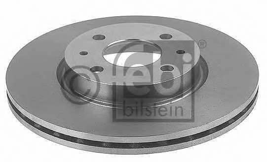 Тормозной диск FEBI BILSTEIN 10617 - изображение