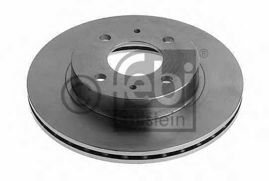 Тормозной диск FEBI BILSTEIN 10627 - изображение