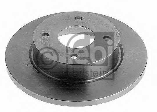 Тормозной диск FEBI BILSTEIN 10630 - изображение