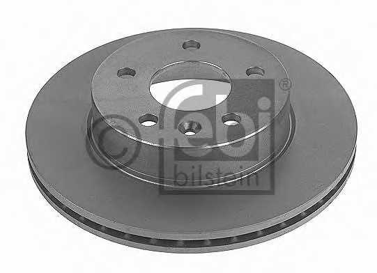 Тормозной диск FEBI BILSTEIN 10642 - изображение