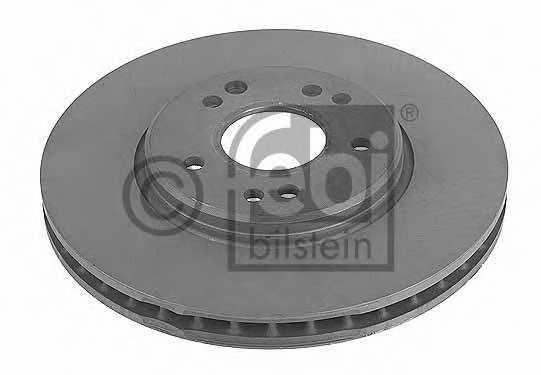 Тормозной диск FEBI BILSTEIN 10686 - изображение