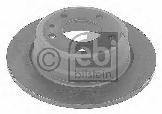 Тормозной диск FEBI BILSTEIN 10754 - изображение