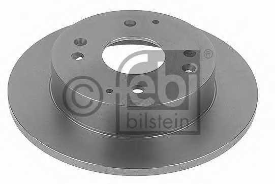 Тормозной диск FEBI BILSTEIN 10773 - изображение