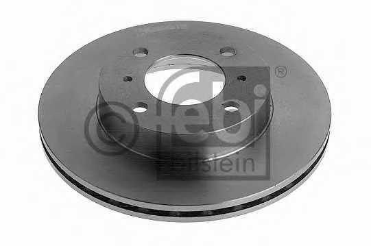 Тормозной диск FEBI BILSTEIN 10872 - изображение