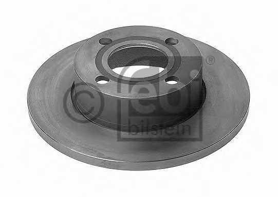 Тормозной диск FEBI BILSTEIN 10915 - изображение