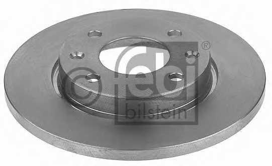 Тормозной диск FEBI BILSTEIN 11105 - изображение