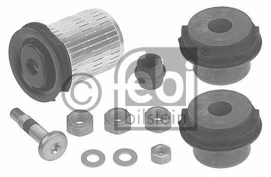 Монтажный комплект рычага независимой подвески колеса FEBI BILSTEIN 11155 - изображение