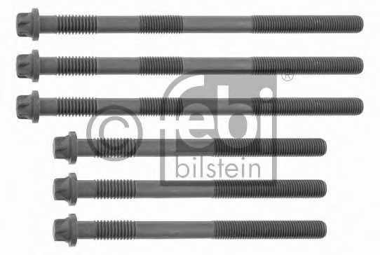 Комплект болтов головки цилидра FEBI BILSTEIN 11262 - изображение