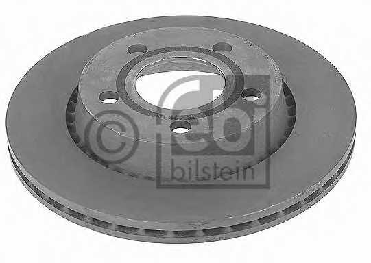Тормозной диск FEBI BILSTEIN 11397 - изображение