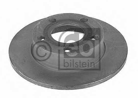 Тормозной диск FEBI BILSTEIN 11398 - изображение