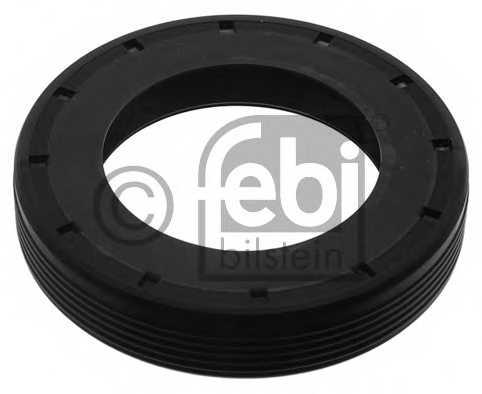 Уплотняющее кольцо вала, фланец ступенчатой коробки передач FEBI BILSTEIN 11412 - изображение