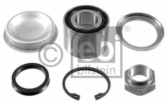 Комплект подшипника ступицы колеса FEBI BILSTEIN 11420 - изображение