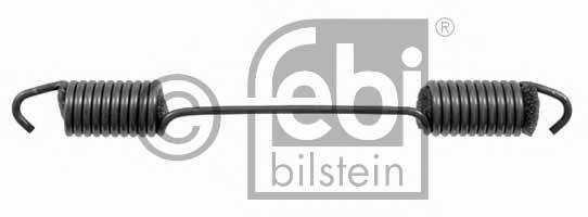 Пружина тормозной колодки FEBI BILSTEIN 11428 - изображение