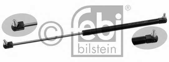 Газовая пружина, фронтальная крышка FEBI BILSTEIN 11575 - изображение