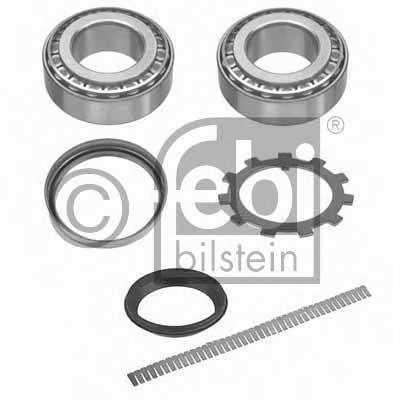 Комплект подшипника ступицы колеса FEBI BILSTEIN 11597 - изображение