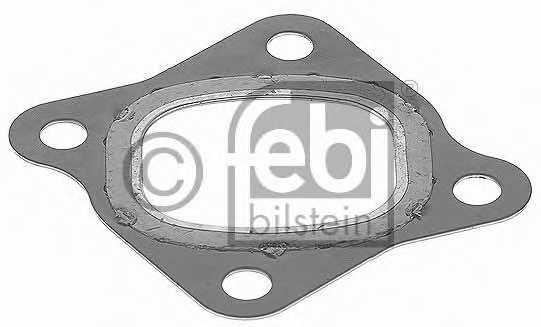 Прокладка выпускного коллектора FEBI BILSTEIN 11629 - изображение