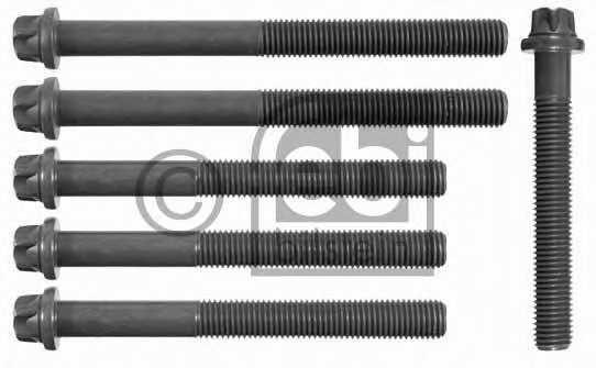Комплект болтов головки цилидра FEBI BILSTEIN 11727 - изображение