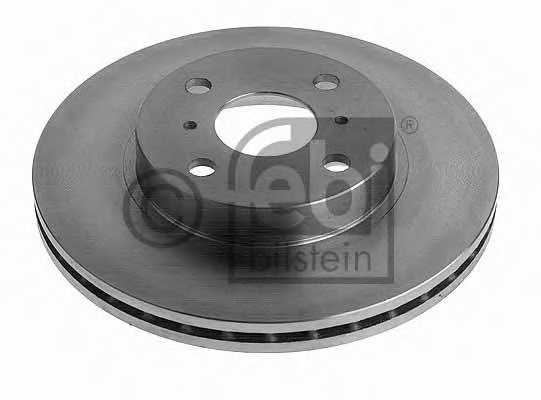 Тормозной диск FEBI BILSTEIN 11893 - изображение