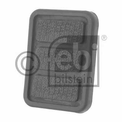 Педальные накладка, педаль тормоз FEBI BILSTEIN 11947 - изображение