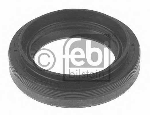 Уплотняющее кольцо вала, фланец ступенчатой коробки передач FEBI BILSTEIN 12106 - изображение