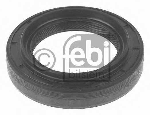 Уплотняющее кольцо вала, фланец ступенчатой коробки передач FEBI BILSTEIN 12107 - изображение