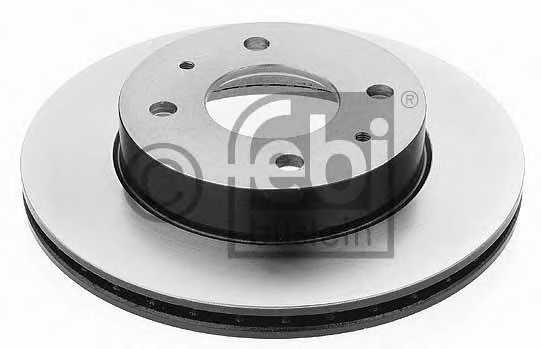 Тормозной диск FEBI BILSTEIN 12137 - изображение