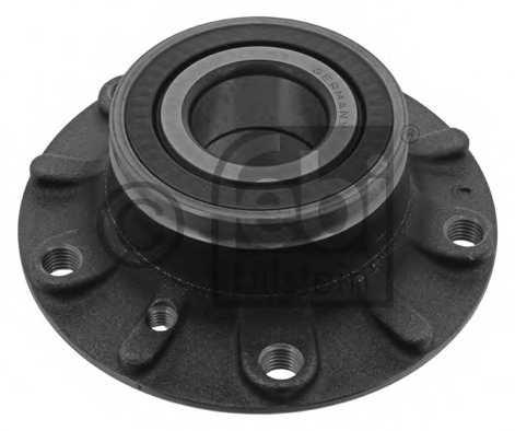 Комплект подшипника ступицы колеса FEBI BILSTEIN 12178 - изображение