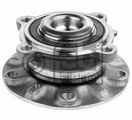 Комплект подшипника ступицы колеса FEBI BILSTEIN 12179 - изображение