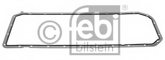 Прокладка, масляный поддон FEBI BILSTEIN 12318 - изображение
